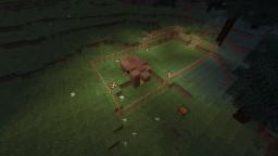 redstone base Minecraft Project