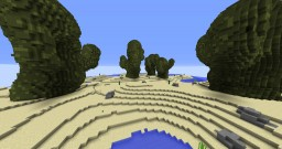 Cactus Island [Download] Minecraft Map & Project
