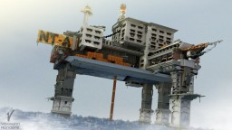 NT-A Oil Rig Minecraft Project