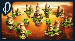 Patheria - DRY JUNGLE Minecraft Project