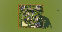 Spawn na server EasyHC | Spawn for EasyHC server Minecraft Map & Project