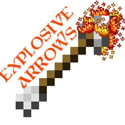 Explosive Bow Adventure Minecraft Project