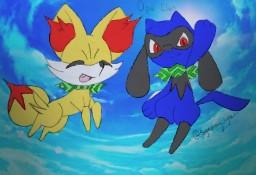 Amber And Yoshino