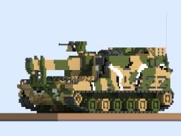 R.O.K.A  K-10 ARV Minecraft Project