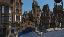 Brassgarde War - Steampunk Map Minecraft Map & Project