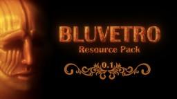 BLUVETRO 0.1 Minecraft Texture Pack
