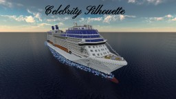 Celebrity Silhouette - [1:1 Scale] + [Full Interior] [1.9] Minecraft Project