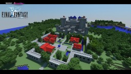 Final Fantasy I Minecraft Map & Project