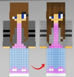 How to shade a Minecraft skin