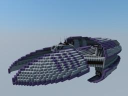 Sovereign-Class Medium Freighter Minecraft Project