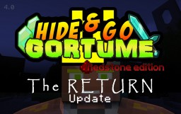 Hide & Go Gortume Redstone Edition (W.I.P) Minecraft