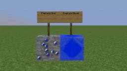 Blue Emerald 1.11.2 Minecraft Texture Pack