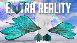 "ELYTRA REALITY HD Wings Module 0001 ""Fairy Queen / King"" (or other benign superior supernatural entities) 