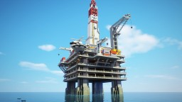 How To Build An Oil Rig Platform Minecraft Project
