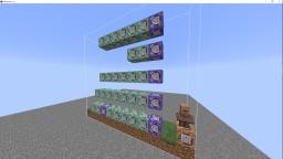 Villager Repair System for @Alkatrak from Minecraft Italia Minecraft Project