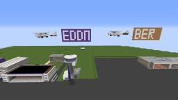 Airport Nuremberg/EDDN Bavaria,Germany Minecraft Project