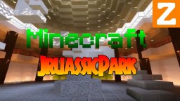 jurassic park Minecraft Map & Project