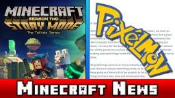 Minecraft News   Minecraft Story Mode Season Two & Pixelmon Gets Shut Down