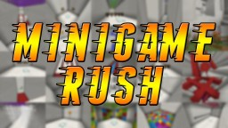 Minigame Rush | Minecraft 1.12 map Minecraft Map & Project