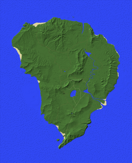 Jurassic World Isla Nublar - 1:1 Minecraft Project