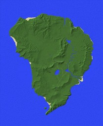 Jurassic World Isla Nublar - 1:1 Minecraft