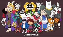 Undertale Texture Pack UnderPack (Oficial) Minecraft Texture Pack