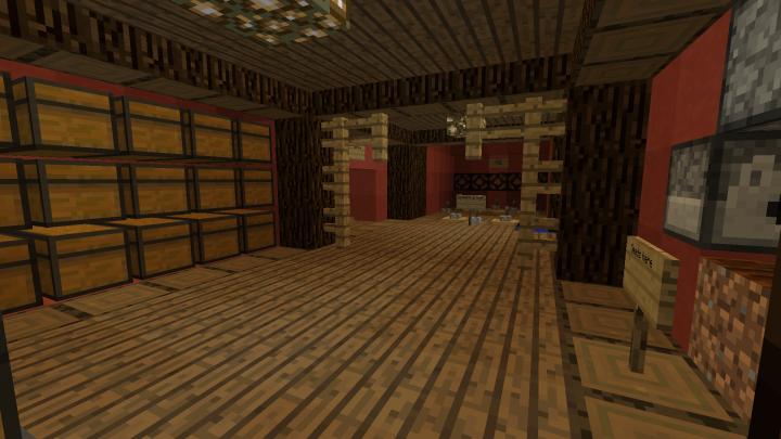 Mumbojumbo S Bunker Minecraft Project