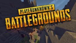 Zombie Survival and Player Unknown's Battleground's in Vanilla Minecraft
