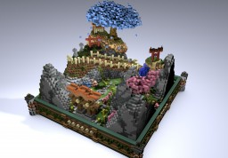 OrientalMPC_Plot Minecraft Map & Project