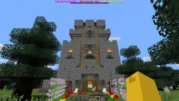 Le Château Minecraft Project