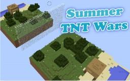 Summer TNTWars Minecraft Map & Project