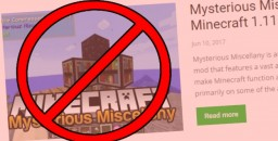 Why nobody uses mods anymore. {FIRST POST, ALL WRONG} Minecraft Blog