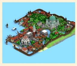 Proyecto Ciudad Alexandria (MEX) (Estilo Vencia) 1.10.2 Minecraft