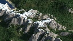 Zaros -4k Terrain- -Realistic Terrain- Minecraft Project
