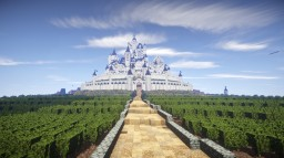 Highgarden - Seat of House Tyrell - Game of Thrones Minecraft Project