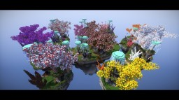 Avatar Floating Islands (HUB) Minecraft Map & Project