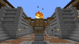 The Zombie Apocalypse III Minecraft Project
