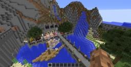 Underground China Town Murder Mystery Minecraft Project