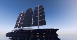 Black Pearl - Sailingyacht [1:1 Scale]