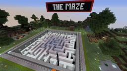 The Maze By Hooptiecoupe 1+ Players Minecraft Project