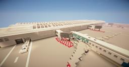 International Airport WIP Minecraft Project