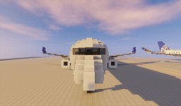 Embraer 175LR Minecraft Project