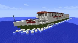 Circle Line Sightseeing Cruises: Circle Line Brooklyn Minecraft Map & Project