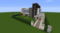 Modern House I Minecraft Map & Project