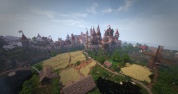 Kingshall - Dormian Empire #WeAreReforged Minecraft Project