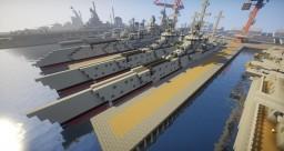 Avalonian Destroyer ADD-173 Oak Ridge Minecraft Map & Project