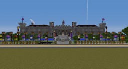 Big Mansion Minecraft Map & Project