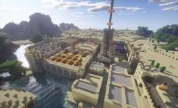 Anubis a small start. Minecraft