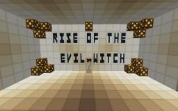 Rise Of The Evil Witch I: The Journey Begins! Minecraft Map & Project