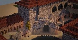 Hammam Es Salihin ;My first real Build!! Minecraft Project